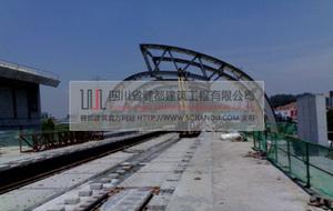 地铁轻轨工程
